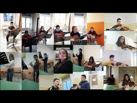 """""""S'vivon"""" - Scuola Media Zungri - 27 Gennaio 2021"""