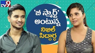 Nikhil Siddharth in 'A Date With Anasuya'..