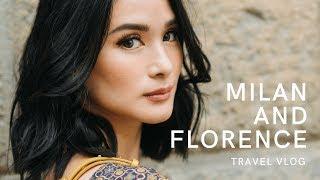 MILAN & FLORENCE VLOG WITH FERRAGAMO | Heart Evangelista