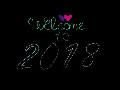 happy New Year 2018 from Winni.in