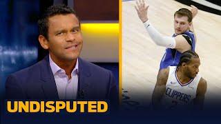 Kawhi Leonard would be a great No. 2 next to Luka Dončić — Jason McIntyre | NBA | UNDISPUTED