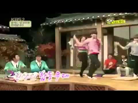 Key vs Jo Kwon (SHINee - 2AM) cover SNSD