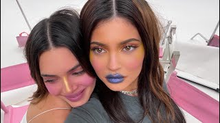 DRUNK GET READY WITH ME: KYLIE AND KENDALL