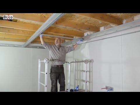 Comment Faire Un Plafond Placo étape 18 Videomovilescom