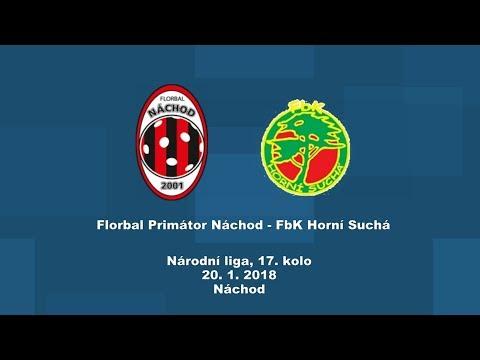 Národní liga, Náchod - Horní Suchá