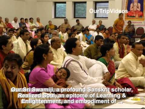 Pictures of Sri Ramanuja Chinna Jeeyar Swamy Discourse, Finksburg(Baltimore), MD, US