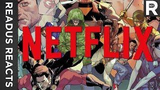 Can Netflix Afford Millarworld? | READUS 101