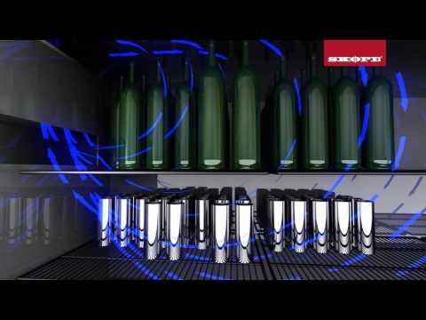 BackBar X- Bar Refrigeration has never looked so good