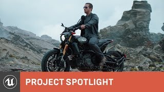 Real-Time In-Camera VFX for Next-Gen Filmmaking  | Project Spotlight | Unreal Engine