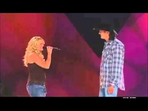 Blake Shelton and Miranda Lambert - You're The Reason God Made Oklahoma
