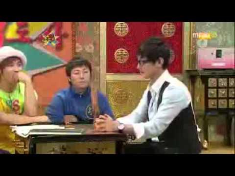 [SUBBED] Ĝōlɖεɳ Fɨϛɦε®y - HOTs Kangta is envious of Shinhwa.flv