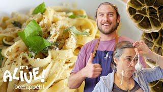 Brad Makes Black Garlic | It's Alive | Bon Appétit