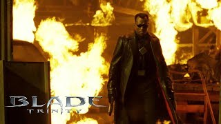 Blade 3 Trinity (2004) - Blade The Vampire Slayer