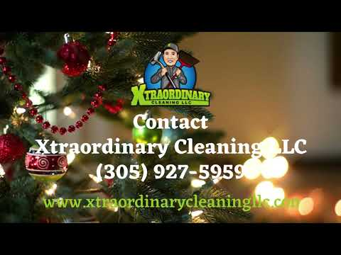 Professional Christmas Cleaning Services Homestead FL