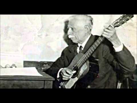 A Santiago del Estero (Vals) -  Andres Chazarreta en solo de guitarra