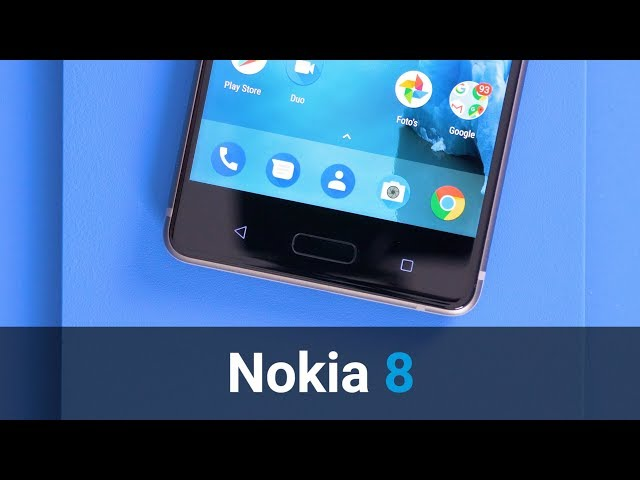Belsimpel-productvideo voor de Nokia 8 Copper