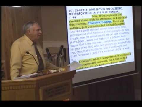 13-0904 - How Does God Predestinate Pt.14 (Attributes Of God) - Samuel Dale