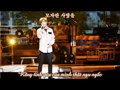 [Vietsub - Lyrics] Kangta - Waiting 늘