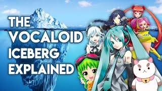 The VOCALOID Iceberg Explained