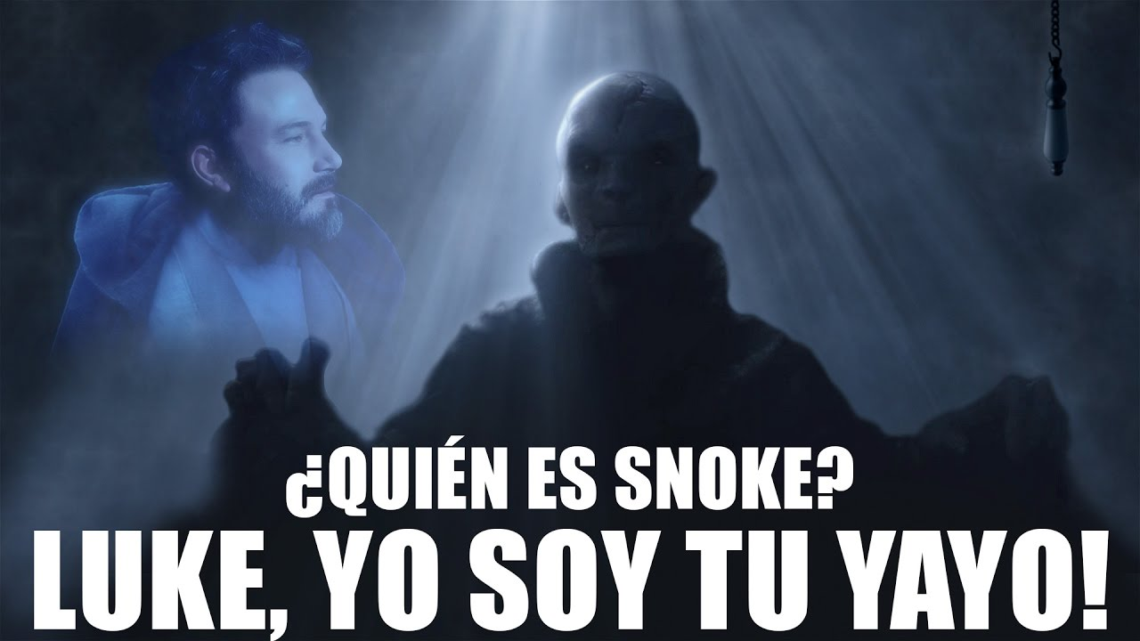 star wars,  youtuber,  divertido,  snoke,  humor,  parodia,  gracioso,  animación,