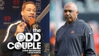 Marvin Lewis Calls for NFL to 'Provide More Opportunity' for Minority Coaches - The Odd Couple