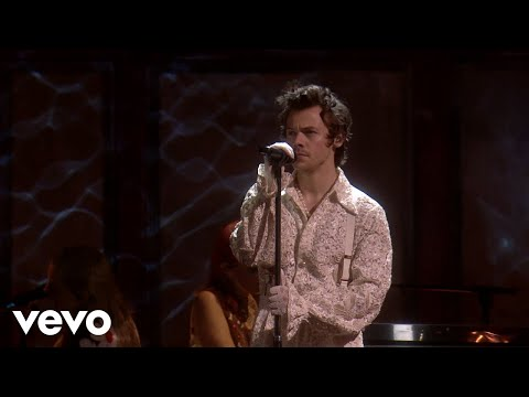 Harry Styles - Falling (Live at the BRIT Awards 2020)