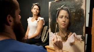 Secrets of Portrait Painting with Cesar Santos