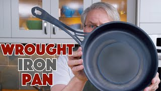 Solidteknics Quench Wrought Iron Pan Unbox & Review