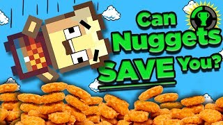 Game Theory: Can Chicken Nuggets SAVE YOUR LIFE?!