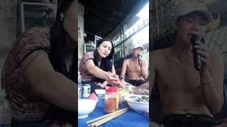 Hot girl Ngọc cát hội ngộ cùng chi em 3D