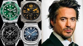 Robert Downey Jr'.s Watch Collection – Rated from 1 to 10!