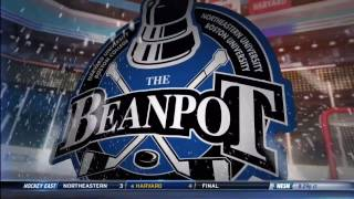 Boston University vs. Boston College - Beanpot Goal Highlights - 02/06/2017