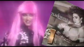 "Madonna - Like A Virgin (Solid Gold 1984) ""Pink Wig"" Rare Unedited Clip"