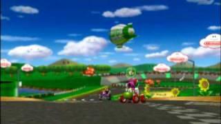 Mario Kart Double Dash intro video
