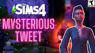 MYSTERY IN SIMS 4?- PARANORMAL STUFF PACK NEWS 2021