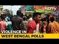 Violence In Bengal, 1 Killed In Round 3 Of Voting