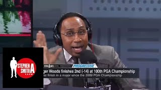 Stephen A.: Tiger Woods reminded us why we love sports | The Stephen A. Smith Show | ESPN