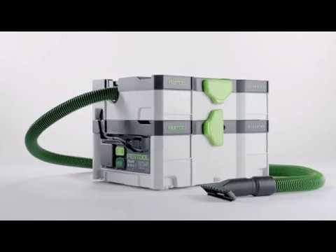 Festool CTL SYS mobile dust extractor L Class 240 Volt 575284