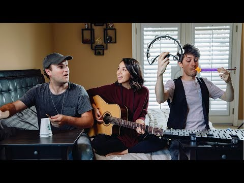 SOLO - Clean Bandit ft. Demi Lovato - CUPS VERSION! Kina Grannis & KHS Cover