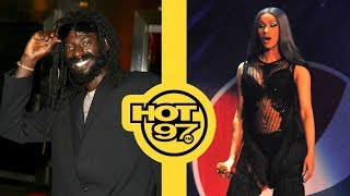 Ty Dolla $ign Facing 15 Years In Prison, Buju Banton Home + Cardi B Reacts To Grammy Noms