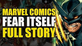 Everyone Gets Thor's Hammer (Fear Itself: Full Story)