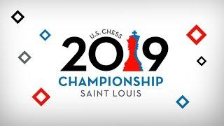 2019 U.S. Chess Championships: Round 1