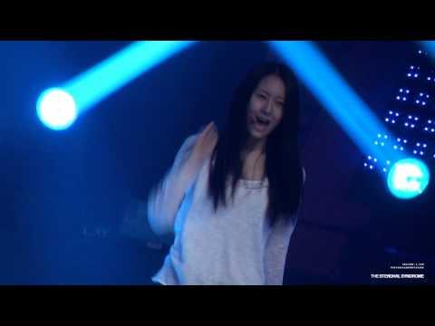 Fancam Krystal - Electric Shock (rehearsal) by Soojung-A