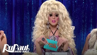 Snatch Game (Season 5) w/ Taylor Swift, Katy Perry, & More! | RuVault