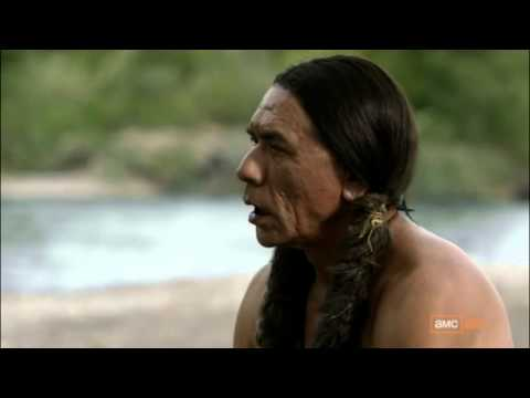 Hell On Wheels - Wes Studi & Eddie Spears - Ti