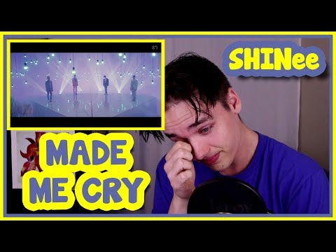 SHINee 샤이니 '네가 남겨둔 말 (Our Page)' MV REACTION [SO EMOTIONAL]