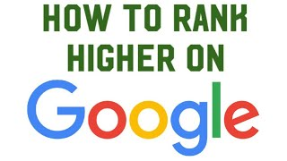 Quick SEO tip #1: HOW TO RANK HIGHER ON GOOGLE / SupremeEmpireLLC.com
