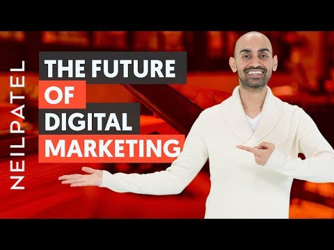 The Future of Marketing - in 2020 and Beyond