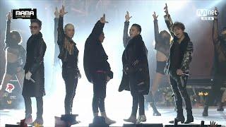 MAMA2015 - BIGBANG - LOSER, BAE BAE, BANG BANG BANG YouTube 影片
