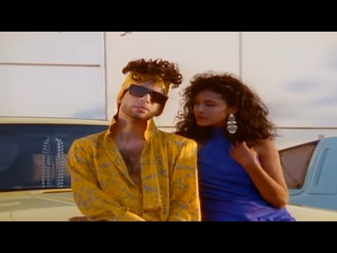 Prince & The New Power Generation - Gangster Glam (Official Music Video)